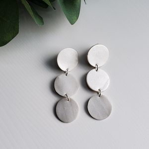 Jewelry - Handmade Polymer Clay Earrings